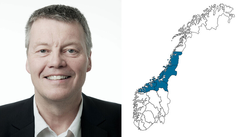 contact person, sales representative, profile and map, Thor M. Hepsø, thor hepso, hepsoe, NO