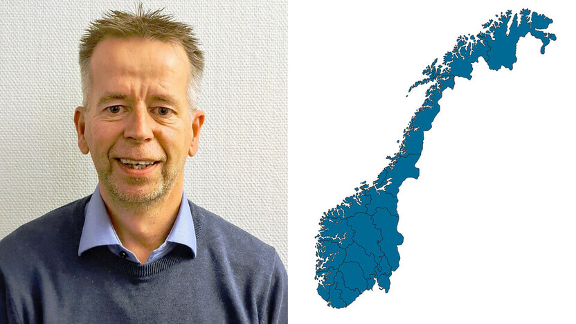 contact person, sales representative, profile and map, Jan-Arne Lønseth, lonseth, loenseth, NO