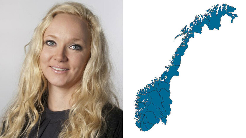 contact person, customer services, profile and map, Marianne N. Sundvoll, NO