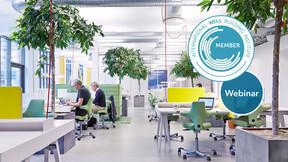 WELL Building Standard webinar hero, Well Building Institute